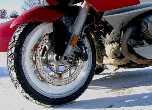 pneumatici invernali motocicli