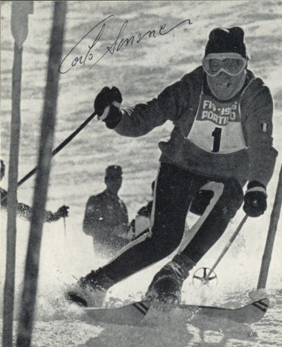 Carlo Senoner - Portillo 1966