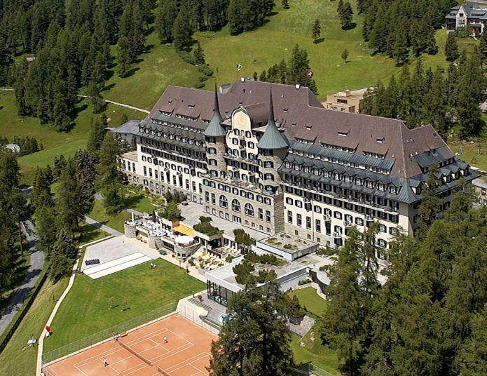 Suvretta House Esterno Estate
