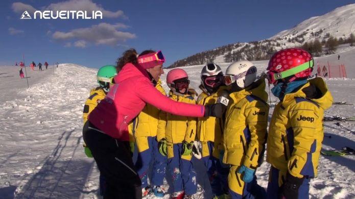 05 - Lo sci è lo sport ideale per i bambini. Ma come tranquillizzare i genitori?