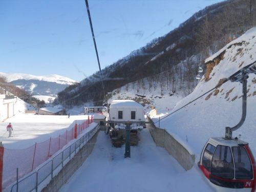 Cabinovia Monte Pratello