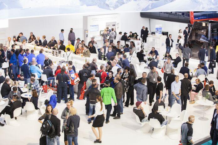 Grande successo a Innsbruck per la 22a edizione di Interalpin