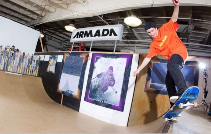 Amer Sports acquisisce il marchio di sci statunitense Armada