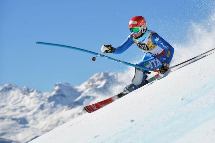 Sci Alpino, Brignone vince la Combinata Femminile a Crans Montana