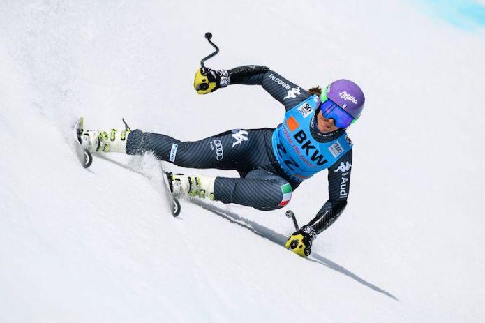 Sci alpino femminile: oggi un'altra Combinata a Crans-Montana