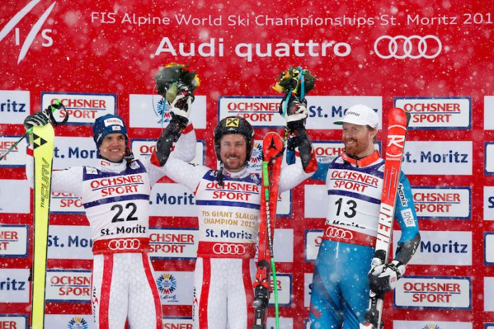 Hirscher: 'Vinto l'oro che mi mancava' Haugen: 'Incredibile fare il primo podio qui'