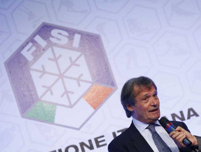 Flavio Roda: 'FISI pronta al rilancio'