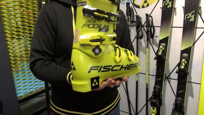 Alta tecnologia e grande comfort per i nuovi scarponi Fischer