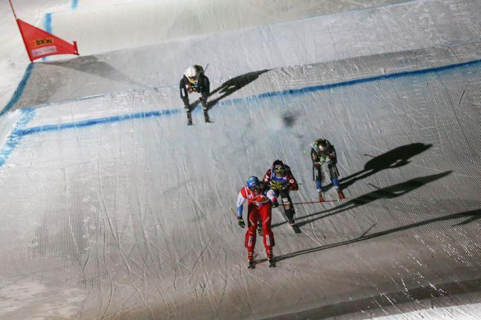 A Jean-Frédéric Chapuis anche il secondo ski cross di Feldberg di Coppa del Mondo