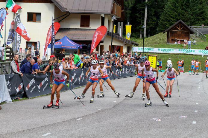 A Caterina Ganz e Giacomo Gabrielli la sprint a coppie di Forni Avoltri