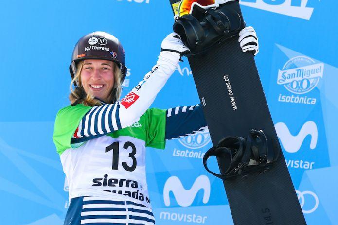 La Francia dello snowboard per la stagione 2017-2018