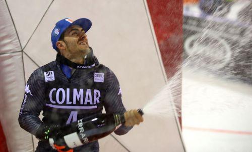Sci: Gross 3/o nello slalom a Campiglio