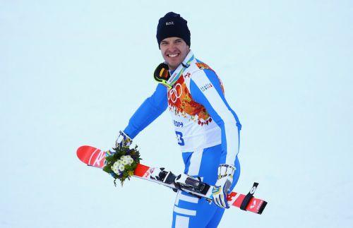 Christof Innerhofer ancora a medaglia: � bronzo nella supercombinata olimpica di Sochi! Oro a Sandro Viletta