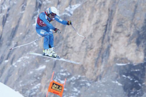 Kjetil Jansrud il più veloce nell'ultima prova della Val Gardena