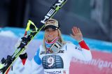 Lara Gut domina il superG di Garmisch-Partenkirchen