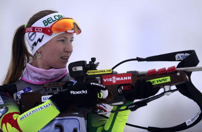 Darya Domracheva vince in rimonta la mass start di Oberhof