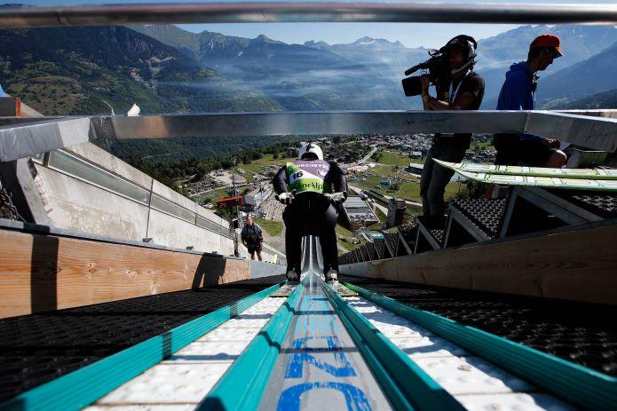 Summer Grand Prix, a Courchevel va in scena la 'Classica di Ferragosto'