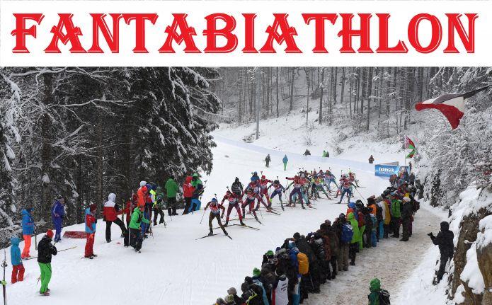 FANTABIATHLON 2017 - Notiziario del 11 gennaio [Punti Staffette e Classifiche]