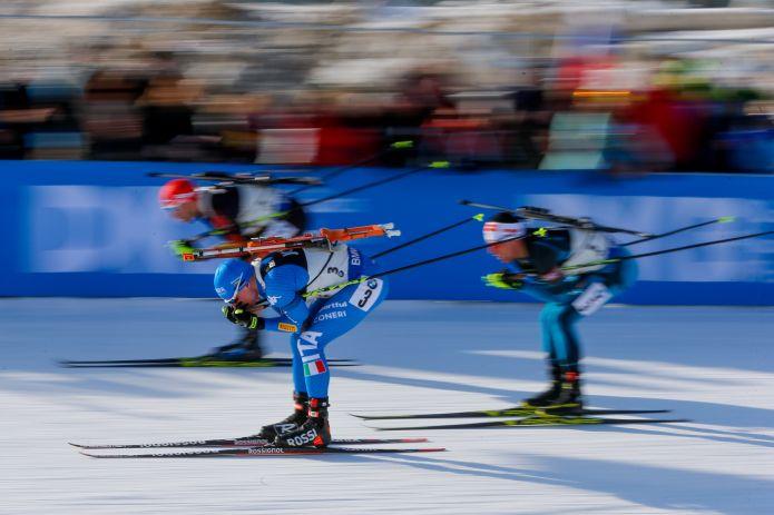 Staffetta Maschile Mondiali Hochfilzen - Start List
