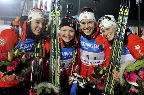 Differenza delle discipline fis, nel biathlon i contingenti di ogni