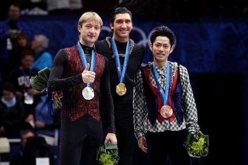 SOCHI 2014 - Figure Skating - Gara maschile