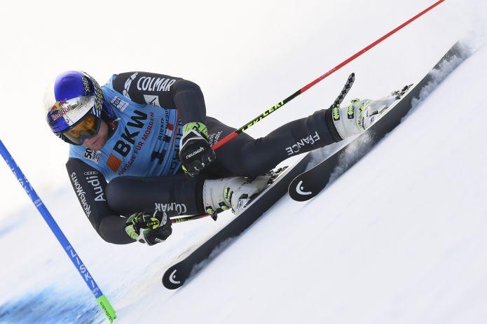 Adelboden, Moelgg è 2° in slalom: