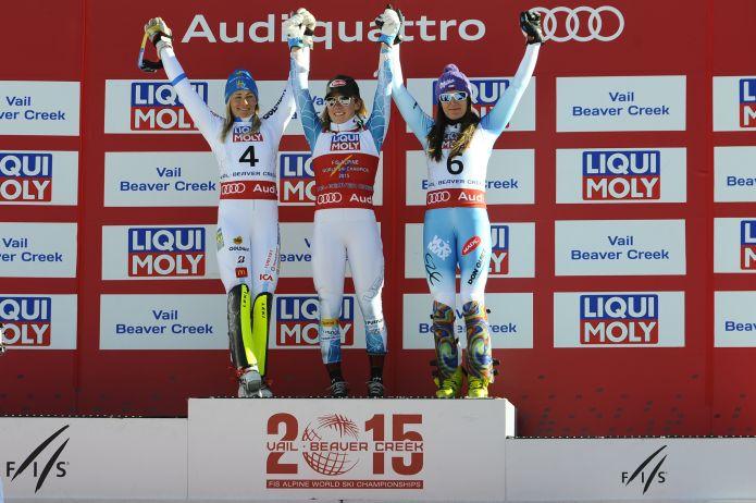 Slalom femminile St. Moritz 2017 – Storia e statistiche