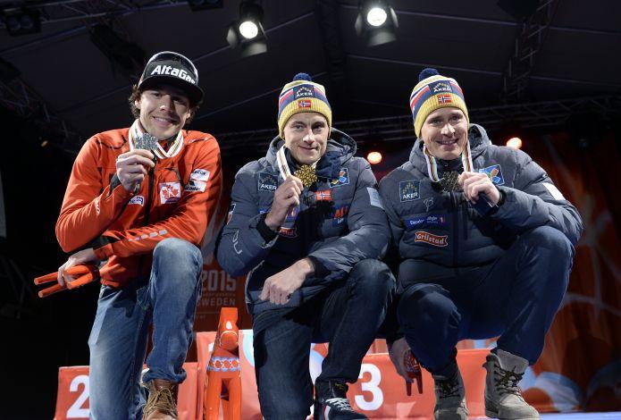 Mondiale Lahti 2017, Federico Pellegrino: