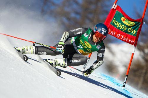 Mathieu Faivre vince il gigante