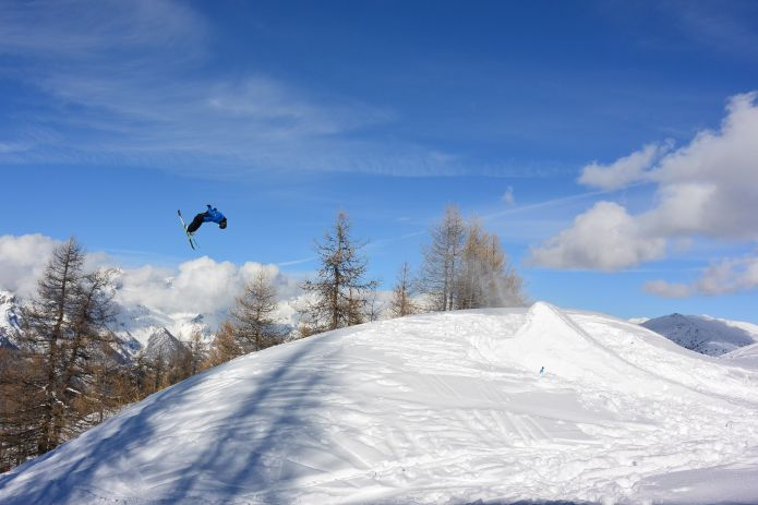 The Laax Project: l'ultimo appuntamento con Freeskischool