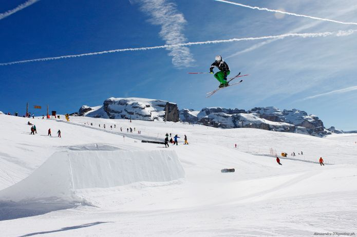 Ursus Snowpark si prepara per un inverno 100% Freestyle