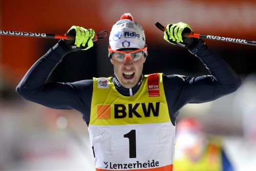 Tour de ski, Sundby vince la 30 km