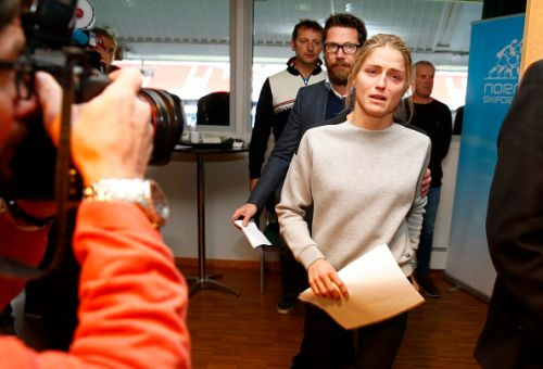 Therese Johaug positiva al doping