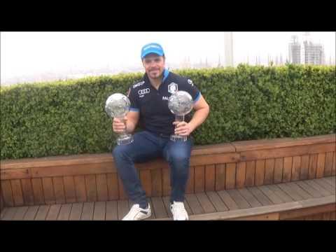 Celebrazioni Fisi stagione 2016-2017 - Intervista a Peter Fill
