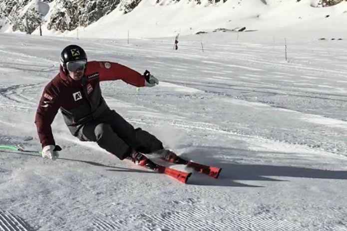 Marcel Hirscher è già tornato sugli sci! Sei settimane di stop per Christian Hirschbühl