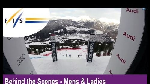 Longines Time Keepers - Audi FIS Ski World Cup - Behind the Scenes - Mens & Womens