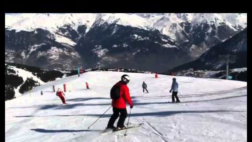 Fabulous Ski Blog March Skiing Courchevel