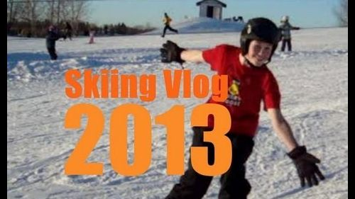 Skiing Vlog 2013 (w/ Marko and Jordan)