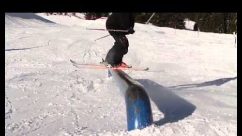 Snowpark Gstaad: Freeski Session - 22.-and 23.02.2014
