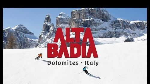 Video Alta Badia inverno 2014/2015