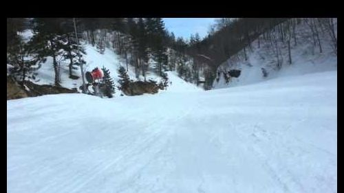 Villaggio Palumbo ski freeride february 2015!
