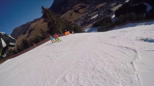 Freeride World Qualifier - Verbier 2016 - Skiba Team