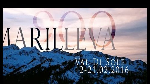 Ski Winter Break Marilleva 900/Val Di Sole NZS 2016 SJCAM 4000+
