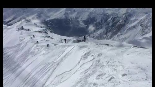 Snowboarding in Val Thorens with UCPA