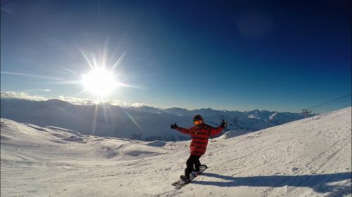 The Three Valleys - Méribel, Courchevel and Val Thorens 2016