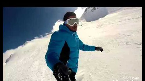 Session snowboard val thorens