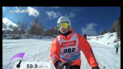 Action Camera Footage | Skiing Italy 2016 | La Thuile