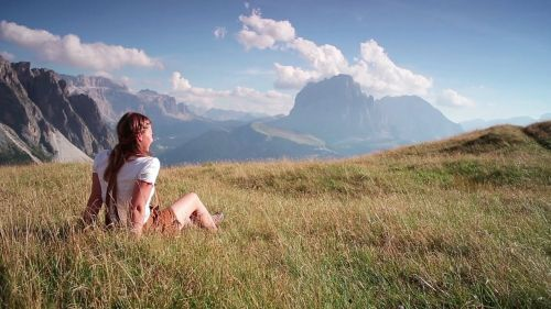 Spring, summer, autumn and winter in the Dolomites UNESCO | 4 seasons in Val Gardena