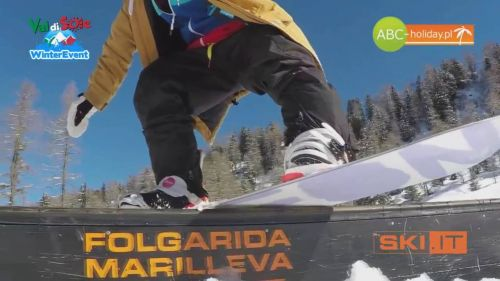 SnowPark Marilleva | ABC-Holiday.pl