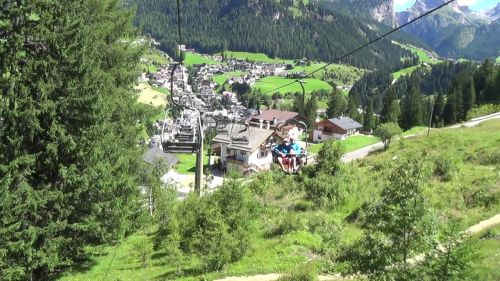 Morzine and Les Gets skiing 2016